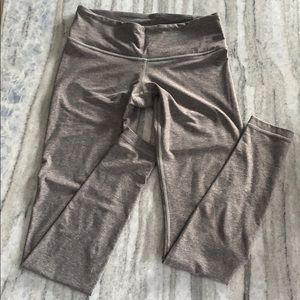 Lululemon leggings light grey worn twice